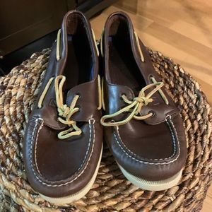 Sperry Top Sider Boat Shoes (Men's)